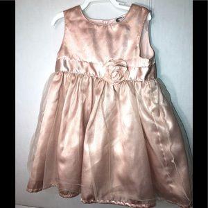 Carters fancy baby girl dress